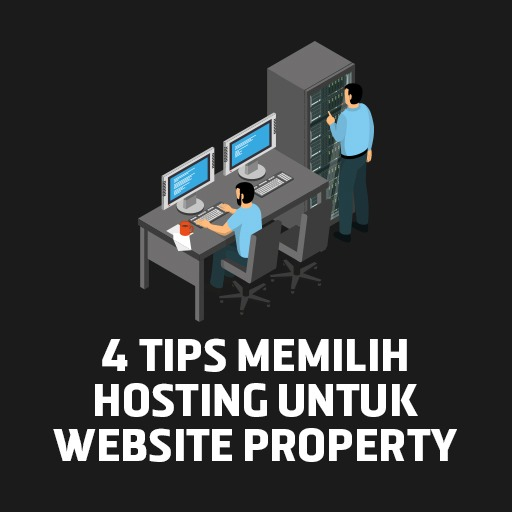 jasa digital marketing syariah - jasa pembuatan website - Tips Memilih Hosting untuk Website Property - davdigi